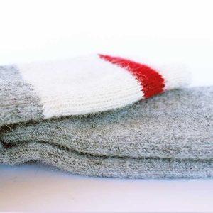 Ferme Alpaga Libby Mill Alpaca Farm - Bas Socks
